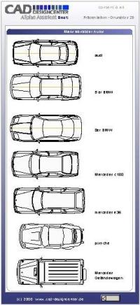 Allplan Assistent Menschen Auto PKW Kraftfahrzeuge